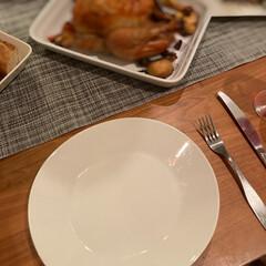 iittala イッタラ チッテリオ Citterio 98 ディナーナイフ 1本 | イッタラ(テーブルナイフ)を使ったクチコミ「週末、スーパーでタイミング良く丸鶏を見つ…」(1枚目)
