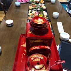 おせち料理/あけおめ/フォロー大歓迎/冬/年末年始/おうちごはんクラブ/... 元旦のおせち料理にかにに🦀ブリ!伊豆より…