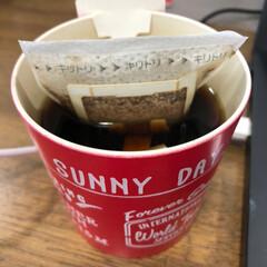 ドリップコーヒー/時短/めんどくさい/コーヒー党/コーヒーメーカー/珈琲/... コーヒードリップ☕️めんどくさい人へ続編…(2枚目)