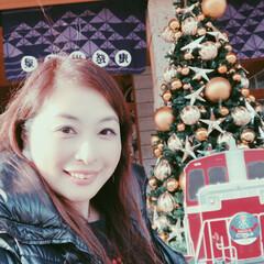 栃木/鬼怒川温泉/フォロー大歓迎/クリスマス/クリスマスツリー/風景/... 鬼怒川温泉駅〜💞今年の駅のクリスマスツリ…