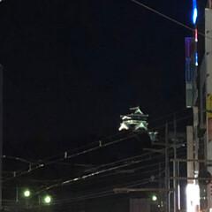 熊本地震/あけおめ/フォロー大歓迎/冬/おうち/年末年始/... さっきの熊本地震の直前の熊本城です!ちょ…