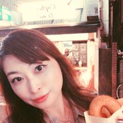 豆乳ドーナツ/キャプテンドーナツ/演劇/下北沢/コート/BURBERRY/... 静岡旅行のあとに下北沢で観劇😊 合間に有…