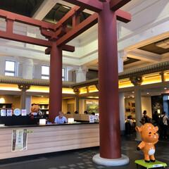 奈良/令和の一枚/フォロー大歓迎/LIMIAファンクラブ/至福のひととき/おやつタイム/... 奈良駅のすぐ近くの観光案内所の中にあるス…(2枚目)