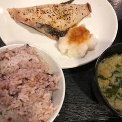 納豆部/フォロー大歓迎/おでかけ/旅行/グルメ/フード 今日のランチは久しぶりに青山食堂へ!サラ…