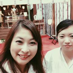茨城の怖い話/お祓い/玉串拝礼/茨城県護国神社/水戸/フォロー大歓迎/... 去年の今頃に偶然会えた神主さんに また会…