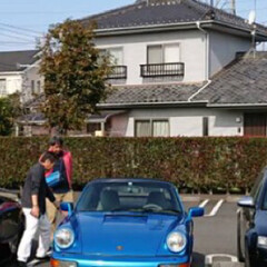 ポルシェ/ポルシェ911/フォロー大歓迎/旅行/秋/風景/... スーパーカー仲間と佐野にドライブに行きま…(3枚目)
