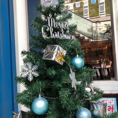 フォロー大歓迎/クリスマス/クリスマスツリー/旅行/グルメ/フード/... ランチヘビロテの青山のマルマーレも クリ…(3枚目)