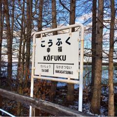 鉄道/廃線の旅/北海道/フォロー大歓迎/おでかけ/風景/... 廃線となった旧広尾線 北海道の名所でした…(4枚目)
