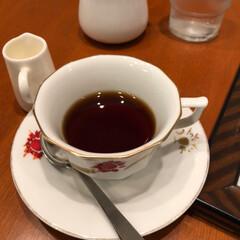あけおめ/フォロー大歓迎/冬/おうち/年末年始/おでかけ/... 熊本の和蘭館のコーヒー☕️オランダ人が三…