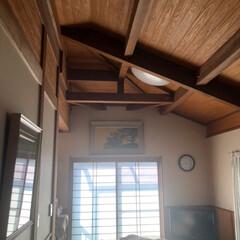 あけおめ/フォロー大歓迎/冬/インテリア/家具/住まい/... 熊本地震でも壊れなかった増築部分、熊本の…
