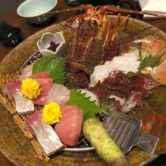 わさび/旅行記/旅好きと繋がりたい/リュクス旅/料亭の味/旅館/... 伊東の料亭での食事は🍽魚も美味しいし、一…