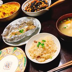 和洋折衷/五寸皿/さかなさかなさかな/お魚天国/カンパチの味噌汁/ムニエル/...