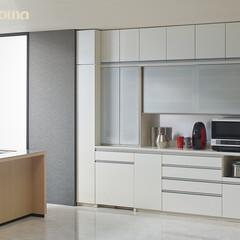 インテリアコーディネート/インテリア/pamouna/パモウナ/LIMIAインテリア部/収納/... スタンダードな食器棚    収納力を重視…