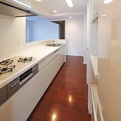 LIXIL/LIXILリニューアル/リフォーム/リノベーション/キッチン/浴室/... 築浅の物件で水廻り、内装ともに目立った傷…