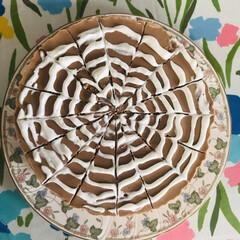 ケーキ/おうちごはん/簡単 先日、YouTubeに載っていたチョコレ…