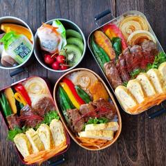 焼肉弁当/わっぱ弁当箱/わっぱ弁当/お弁当作り楽しもう部/デリッシュキッチン/おうちごはんlover/... おはようございます✨ 火曜日🎵 #今日の…