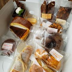 デリッシュキッチン/おうちごはんlover/手作りパン/手作りスイーツ/おうちカフェ スイーツセット🎵 完全に私が作りたいもの…