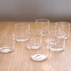 無印良品/MUJI/グラス 無印良品で買った、ソーダガラスのタンブラ…
