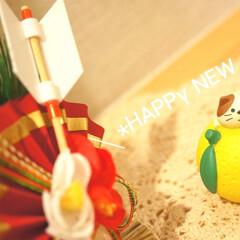 お正月/明けましておめでとうございます/玄関ニッチ/ゆず/コンコンブル/お節/... 明けましておめでとうございます🎍 今年も…(4枚目)