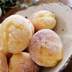 たまごパン/コーヒーのおとも/おやつ/コーヒーtime スーパーのベーカリーコーナーに、 『まん…