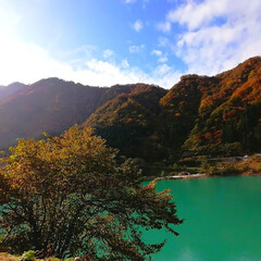 足湯/ラーメン/富山ブラック/壮大/大自然/湖/... ずっと行ってみたかった、念願の富山の黒部…