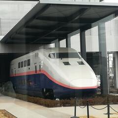 つばさ/MAX/E1系/400系/引退した新幹線/鉄道博物館/... 大宮の鉄道博物館に 行って参りました〜\…(4枚目)
