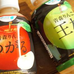 美味しい/大好き/おすすめ商品/自販機/駅/つがる/... acureの果汁100%のジュースシリー…