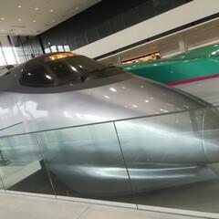 つばさ/MAX/E1系/400系/引退した新幹線/鉄道博物館/... 大宮の鉄道博物館に 行って参りました〜\…(1枚目)