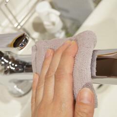 トイレ/洗面所/キッチン/時短/キレイをキープ/家事楽/... 私が水回り掃除で気を付けているのは、兎に…