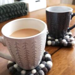 休日/まったり/コーヒーブレイク/ドリップコーヒー/マグカップ/最近買った100均グッズ/... Seria×DAISO でコーヒーブレイ…