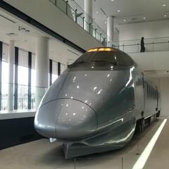 つばさ/MAX/E1系/400系/引退した新幹線/鉄道博物館/... 大宮の鉄道博物館に 行って参りました〜\…(2枚目)