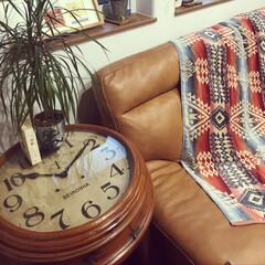 アンティーク/丁寧な暮らし/レトロモダン/亥年/会津塗り/会津塗りのミニグラス/... レトロな大きな古時計をリメイクしたカフェ…