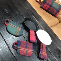 スキレット鍋 15cm(6インチ スキレットナベ) | ニトリ(スキレット)を使ったクチコミ「東日本大震災時にも、役に立ったアウトドア…」(3枚目)