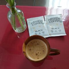 プロテインコーヒー プロテインコーヒー 違和感なく飲めます …
