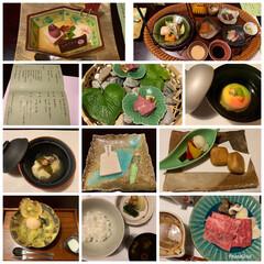 長野県大町/界 アルプス/星野リゾート界/LIMIAおでかけ部/フォロー大歓迎/おでかけ 美味しいことも然る事乍ら 目でも楽しい和…