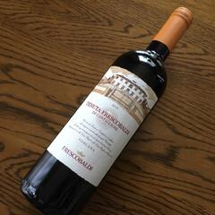 トルコ/赤ワイン トルコ出張土産の赤ワイン (主人の部下ら…