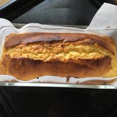 レモンケーキ/スイーツ 超簡単レモンケーキ せっかく作ったけれど…