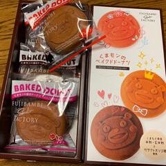 お友達から/高菜/ドーナツ/くまモン/熊本 熊本に在住のお友達から 送られてきました…(2枚目)