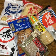 小包/愛媛土産 愛媛に住む友人から小包が届きました。 豪…