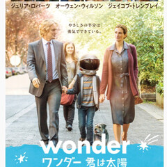 Wonder/ワンダー君は太陽/映画鑑賞/おでかけ 実習と就活でクタクタな娘を誘い今日は映画…