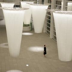 大分/県立美術館/美術館/布/須藤玲子/エキシビジョン/... 2015年4月に新規オープンした大分県立…