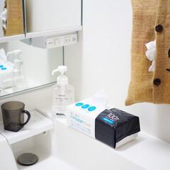 ペーパータオル/キッチン雑貨/簡単/雑貨/おしゃれ/掃除/... お気に入りのペーパータオル。薄手ですが水…