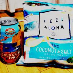 「ハワイの商品は気になって買ってしまいます。」(1枚目)