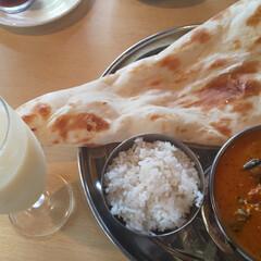 トムヤムフォー/アジアンキッチン/インド料理 アジアンキッチン 日替わりのカレーとナン…(2枚目)