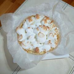 クラシルレシピ/スイーツ/レモンパイ/おうちごはん レモンパイ🍋初挑戦だったけど簡単でした …