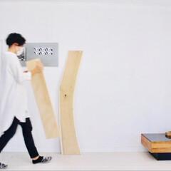 カッティングボードDIY/カッティングボード/まな板/DIY/キッチン雑貨/雑貨/... カッティングボード作りました。 http…(2枚目)