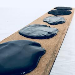 玄関/インスタントセメント/左官系/モルタル/モルタル床/DIY/... インスタントセメントを使ってモルタル作り…