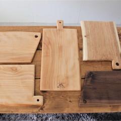 まな板/カッティングボード/カッティングボードDIY/DIY/キッチン雑貨/雑貨/... カッティングボードをDIY, https…(2枚目)