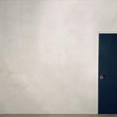 イマジンウォールペイント/モルタル風/グレーの壁/和室リメイク/和室リフォーム/和室から洋室/... 色違いのグレーで、壁にクスミを作り、モ…