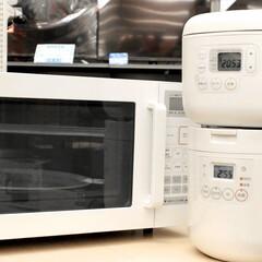 無印良品/無印/オーブンレンジ/オーブン/レンジ/炊飯器/... 無印用品のオーブンレンジ・炊飯器を入荷し…